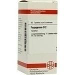 FAGOPYRUM D 2 Tabletten