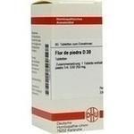 Verpackungsbild(Packshot) von FLOR DE PIEDRA D 30 Tabletten