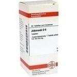 Verpackungsbild(Packshot) von JABORANDI D 6 Tabletten