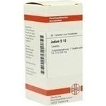 Verpackungsbild(Packshot) von JODUM D 10 Tabletten
