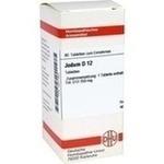 Verpackungsbild(Packshot) von JODUM D 12 Tabletten