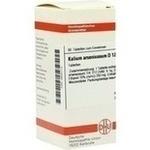 KALIUM ARSENICOSUM D 12 Tabletten