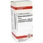 Verpackungsbild(Packshot) von KALIUM BICHROMICUM D 12 Tabletten