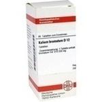 Verpackungsbild(Packshot) von KALIUM BROMATUM D 12 Tabletten