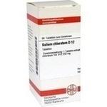KALIUM CHLORATUM D 12 Tabletten