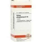 KALIUM PHOSPHORICUM D 10 Tabletten