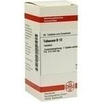 Verpackungsbild(Packshot) von TABACUM D 12 Tabletten