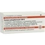 LM ACIDUM phosphoricum VI Globuli
