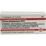 LM CALCIUM phosphoricum VI Globuli