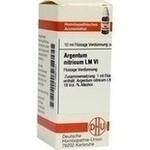 LM ARGENTUM nitricum VI Dilution