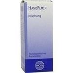 Verpackungsbild(Packshot) von HANOFEMIN flüssig