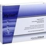 Verpackungsbild(Packshot) von HYLAN 0,65 ml Augentropfen