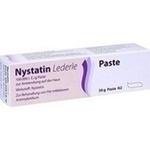 Verpackungsbild(Packshot) von NYSTATIN LEDERLE Paste