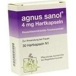 Verpackungsbild(Packshot) von AGNUS SANOL Hartkapseln