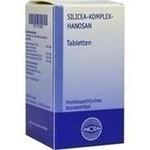 Verpackungsbild(Packshot) von SILICEA KOMPLEX Hanosan Tabletten