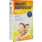 Verpackungsbild(Packshot) von MULTI SANOSTOL Sirup