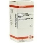 KALIUM SULFURICUM D 6 Tabletten