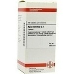 APIS MELLIFICA D 3 Tabletten