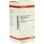 Verpackungsbild(Packshot) von HEDERA HELIX D 4 Tabletten