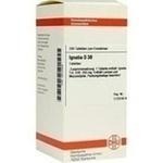Verpackungsbild(Packshot) von IGNATIA D 30 Tabletten