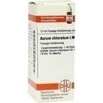LM AURUM chloratum VI Dilution