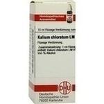 LM KALIUM chloratum VI Dilution