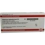 HISTAMINUM hydrochloricum D 6 Ampullen