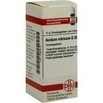 Verpackungsbild(Packshot) von ACIDUM NITRICUM D 30 Globuli
