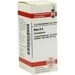 Verpackungsbild(Packshot) von ALOE D 6 Globuli