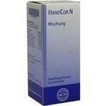 Verpackungsbild(Packshot) von HANOCOR N flüssig