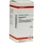 Verpackungsbild(Packshot) von HAMAMELIS D 3 Tabletten