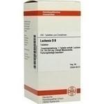 Verpackungsbild(Packshot) von LACHESIS D 8 Tabletten
