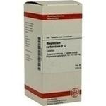 Verpackungsbild(Packshot) von MAGNESIUM CARBONICUM D 12 Tabletten