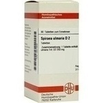 Verpackungsbild(Packshot) von SPIRAEA ULMARIA D 2 Tabletten