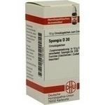 Verpackungsbild(Packshot) von SPONGIA D 30 Globuli
