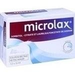 Verpackungsbild(Packshot) von MICROLAX Rektallösung Klistiere