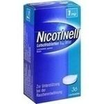 Verpackungsbild(Packshot) von NICOTINELL Lutschtabletten 1 mg Mint