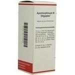 Verpackungsbild(Packshot) von APOMORPHINUM N Oligoplex Tropfen