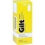 Verpackungsbild(Packshot) von GILT Lösung Pumpspray