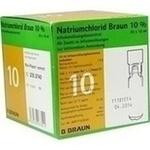 Verpackungsbild(Packshot) von NATRIUMCHLORID 10% Braun MPC Infusionslsg.-Konz.