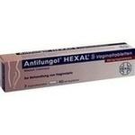 Verpackungsbild(Packshot) von ANTIFUNGOL HEXAL 3 Vaginaltabletten