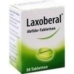 Verpackungsbild(Packshot) von LAXOBERAL Tabletten