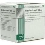 Verpackungsbild(Packshot) von NEPHROTRANS magensaftresistente Kapseln