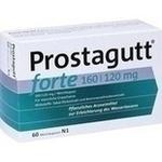 Verpackungsbild(Packshot) von PROSTAGUTT forte 160/120 mg Weichkapseln
