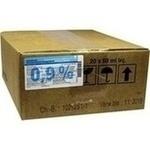 Verpackungsbild(Packshot) von ISOTONISCHE NaCl 0,9% DELTAM.Injektion Glasfl.