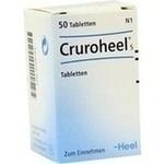 Verpackungsbild(Packshot) von CRUROHEEL S Tabletten