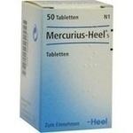 Verpackungsbild(Packshot) von MERCURIUS HEEL S Tabletten