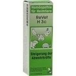 Verpackungsbild(Packshot) von REVET H 3c Globuli f.Heimtiere