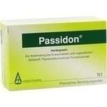Verpackungsbild(Packshot) von PASSIDON Kapseln