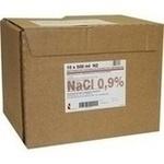 Verpackungsbild(Packshot) von ISOTONISCHE Kochsalzlsg.0,9% Bernburg Inf.-L.PE